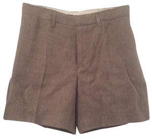 Marc by Marc Jacobs Dress Shorts Taupe