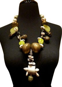 Antique African Antique Tribal Wedding Necklace, One of a Kind