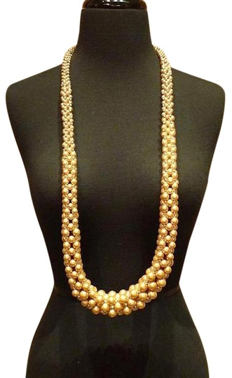 Preload https://img-static.tradesy.com/item/17630542/golden-pearl-perfecto-champagne-long-strand-necklace-0-1-540-540.jpg