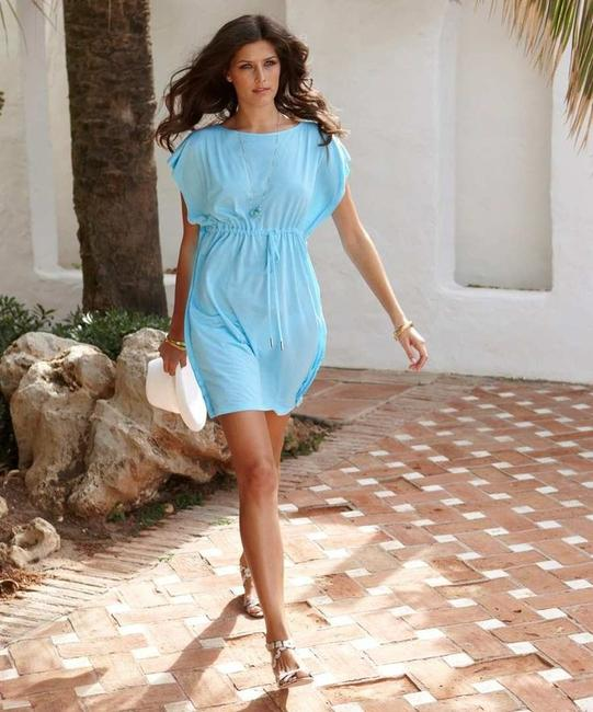 Item - Sky Blue Isabelle Cover-up/Sarong Size 6 (S)