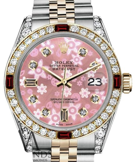 Preload https://img-static.tradesy.com/item/17631844/rolex-36mm-datejust-2tone-glossy-pink-flower-dial-with-ruby-and-diamond-watch-0-1-540-540.jpg