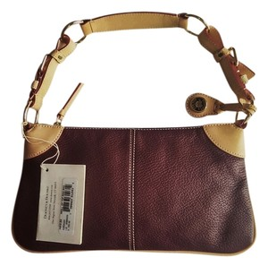 Dooney & Bourke New & Small & Leather & & New Designer Handbags Baguette