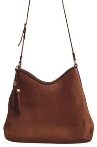 Gucci Leather Marrakech Shoulder Hobo Bag