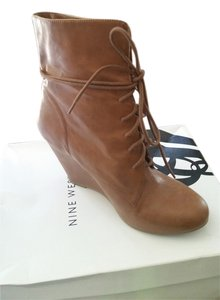Nine West Tan/Brown Boots