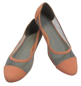 Forever 21 Size 7.00 M Very Good Condition Coral Flats
