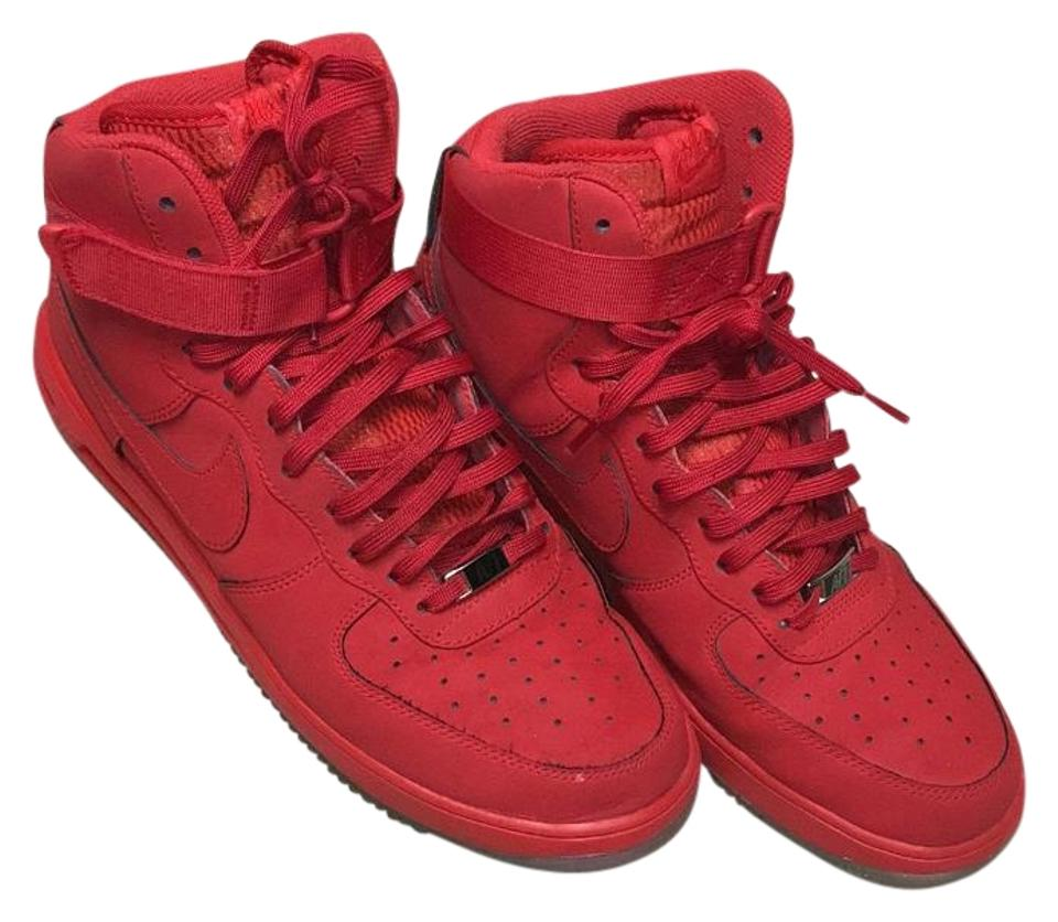 Nike Red Air Force Force Air 1 Sneakers de377a