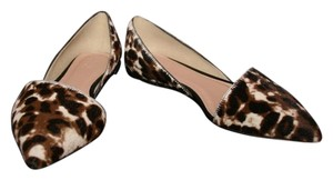 J.Crew Sienna Black Cat Flats