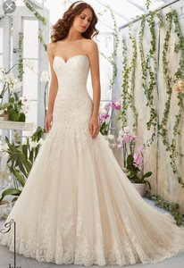 Mori Lee 5402 Wedding Dress
