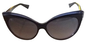 Dior Brand New Blue Retro Cateye Shades