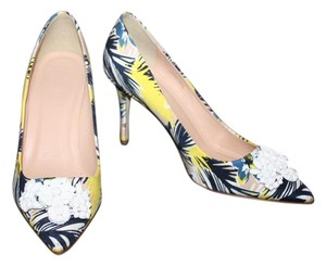 J.Crew Sundrenched Sand Pumps