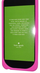 Kate Spade Kate Spade iPhone 6 Silicone Case - Envelope