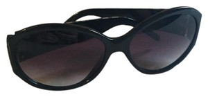 Michael Kors Black Michael kors sunglasses with zebra sides