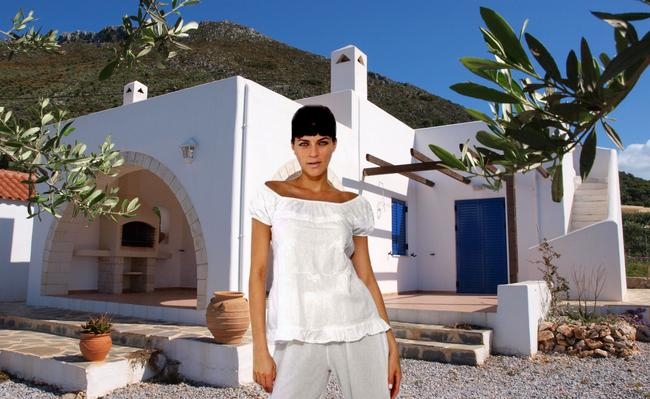 Lirome Embroidered Casual Summer Chic Tunic Image 9