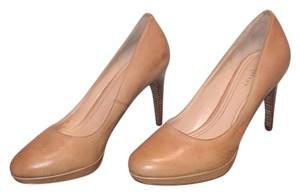 Cole Haan Tan/Nude Pumps
