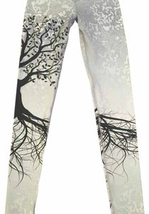 Noli yoga Nike Lululemon Teeki White Leggings