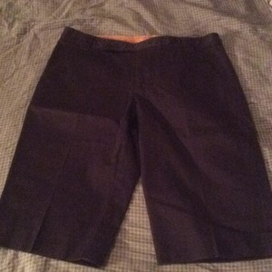 Tory Burch Bermuda Shorts Brown