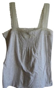 Hollister Womens Medium Top Light Gray