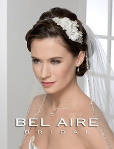 Bel Aire Bridal Bell Aire Bridal Beaded Headband - Style 6227