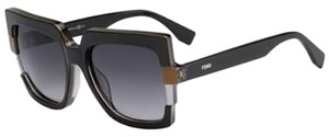Fendi New Fendi sunglasses with case 0062/S 0MTZ HD 54x18x135