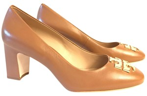 Tory Burch Royal Tan Pumps
