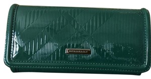Burberry Burberry Kelly Green Wallet