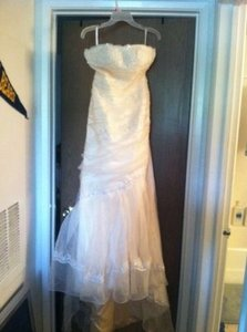 Ivory Wedding Dress Size 10 (M)