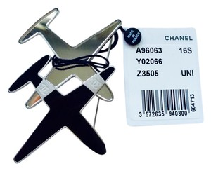 Chanel Brand New Chanel Airlines Plane Brooch Pin 2016