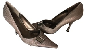 BCBGeneration Gold/bronze Pumps