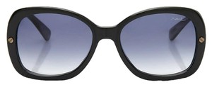 Lanvin Square rounded bolt accented sunglasses
