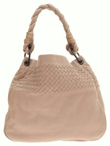 Bottega Veneta Cervo Braided Hobo Bag