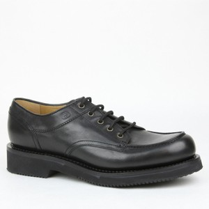 Gucci $695 New Gucci Mens Leather Lace Up Oxford Shoes W/platform Black 352954 1000 Gucci10/us11