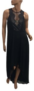 black Maxi Dress by BCBGMAXAZRIA