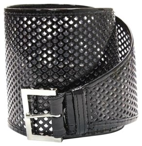 Fendi **FINAL**NWT Fendi Perforated Corset Belt
