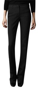 Burberry London Straight Pants Black