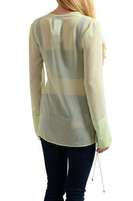 Just Cavalli Top Light Green Image 1
