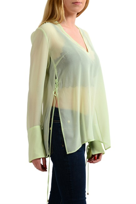 Just Cavalli Top Light Green Image 2