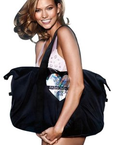 Victoria's Secret Black Travel Bag