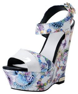 Just Cavalli Multi-Color Platforms