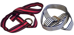 Polo Ralph Lauren Ralph Lauren Polo Ribbon Belt - Set of 2