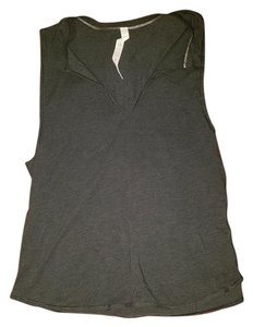 Lululemon Workout Top Grey