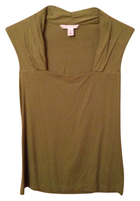 Preload https://item1.tradesy.com/images/banana-republic-green-tee-shirt-size-4-s-176420-0-0.jpg?width=400&height=650