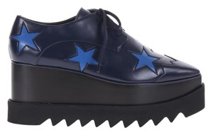 Stella McCartney Platform Navy Platforms