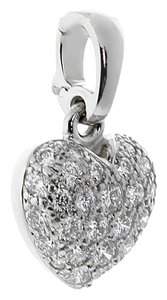 Cartier Cartier Diamond Heart Pendant
