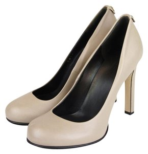 Gucci Leather Heel Pump 329837 Pumps