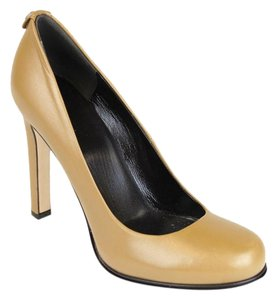 Gucci Leather Heel 329837 Pumps