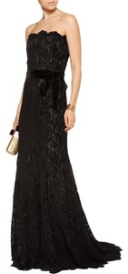 Lanvin French Designer Gown Dress
