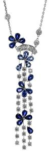 Van Cleef & Arpels Van Cleef & Arpels Sapphire, Diamond Necklace