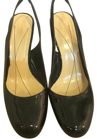 Preload https://img-static.tradesy.com/item/17644318/kate-spade-black-patent-leather-slingbacks-pumps-size-us-7-regular-m-b-0-1-540-540.jpg