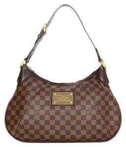 Louis Vuitton Damier Damier Canvas Shoulder Bag