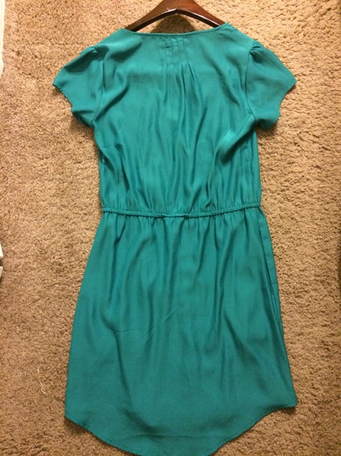 other short dress Emerald Green on Tradesy